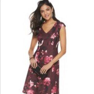 Floral Apt 9 dress